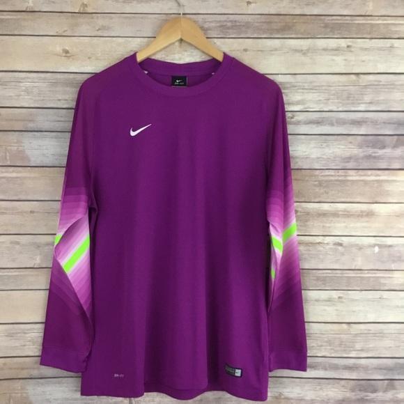 674b317255 Nike Women s Long Sleeve Goleiro Goalie Jersey. M 5aae94688290afbbab0efde9